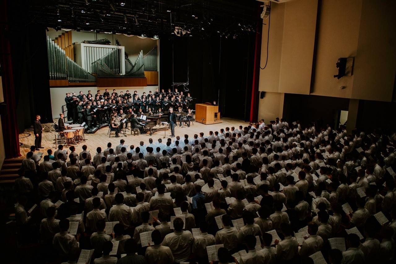 No Jazz Fest >> UNL Men's Choral Festival | Choir | Nebraska
