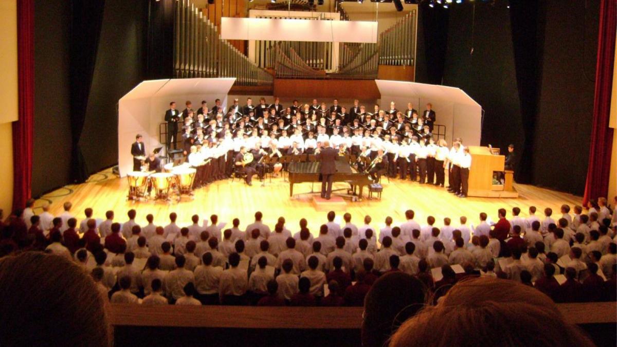 UNL Men's Choral image