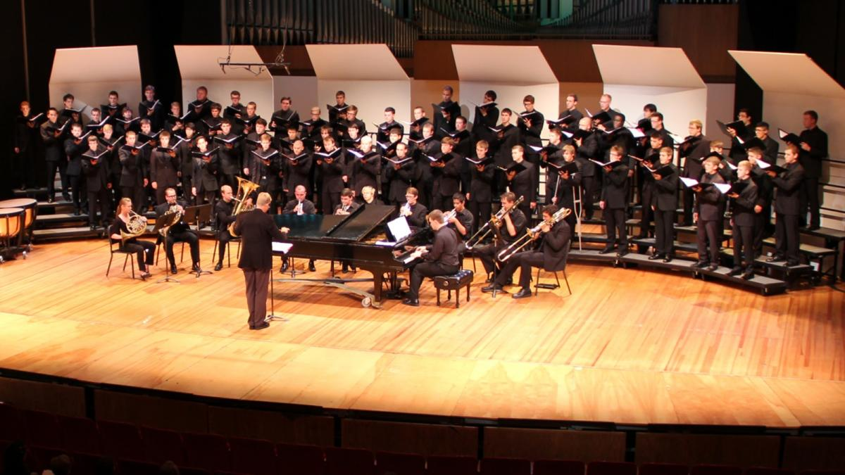 UNL Men's Choir