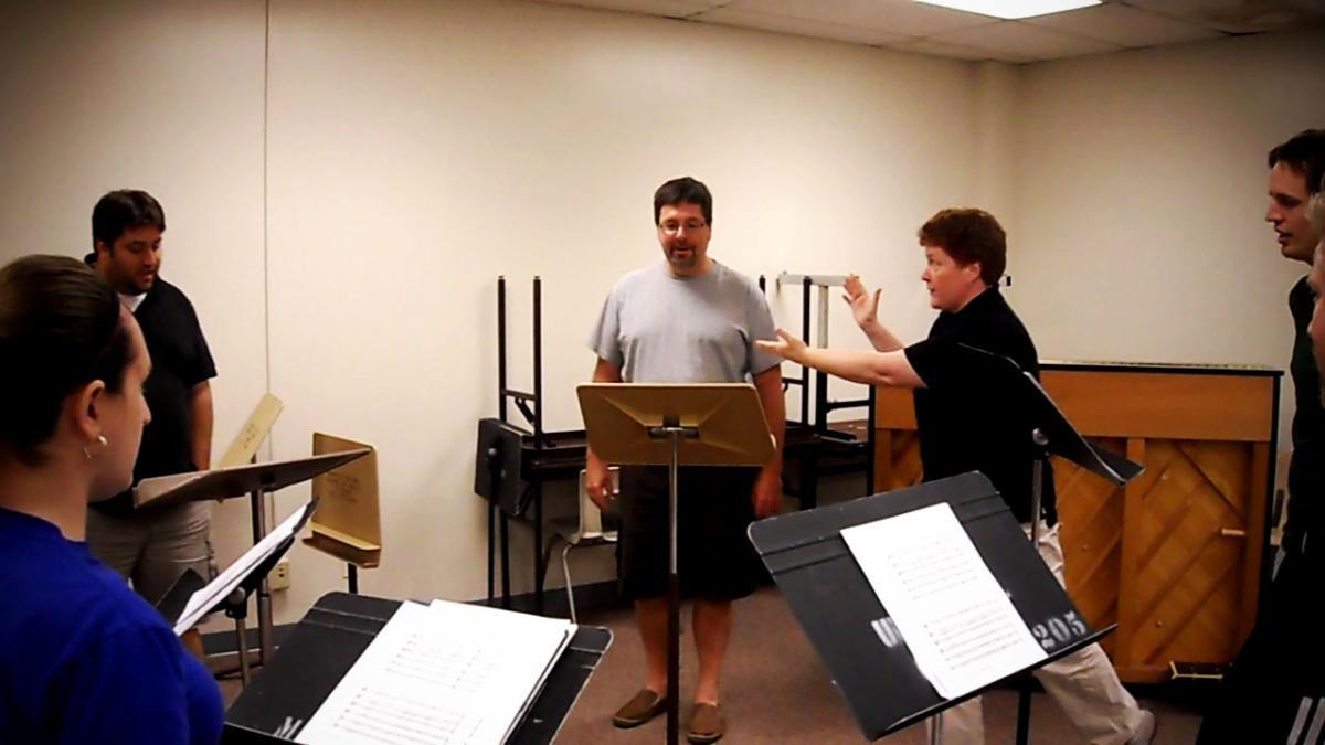instrumental conducting